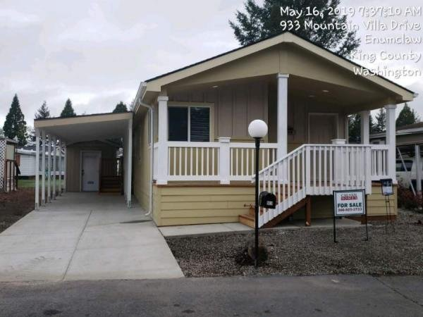 Enumclaw, WA Senior Retirement Living Manufactured and