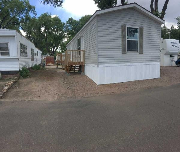 Mobile Home at 3100 Wood Ave Lot E-02, Colorado Springs, CO