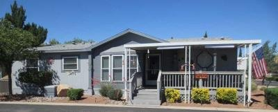 Mobile Home at 207 Happy Trails North Las Cruces, NM