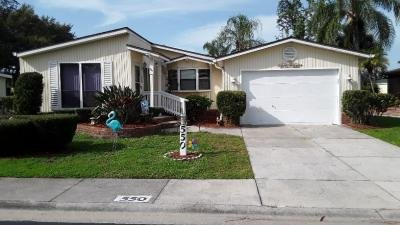 Mobile Home at 550 Catalina Dr. North Fort Myers, FL 33903