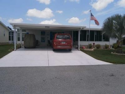 Mobile Home at 8045 Stony Bridge Dr New Port Richey, FL 34653