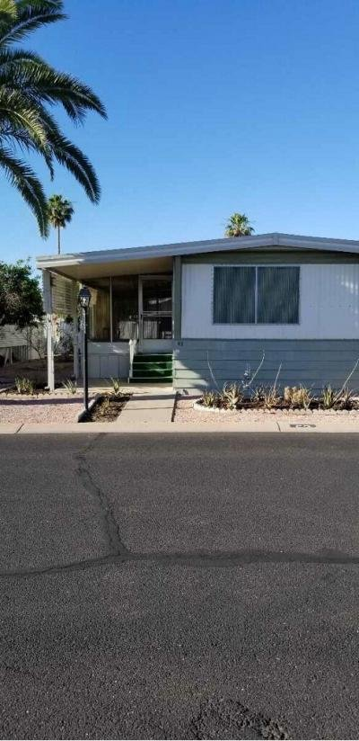 Mobile Home at 11411 N 91St Ave Lot 62 Peoria, AZ 85345