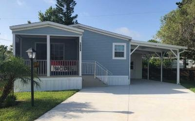 Mobile Home at 3809 S. Lakeshore Dr. Cocoa, FL 32926