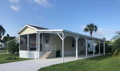 Mobile Home at 3903 S. Lakeshore Dr. Cocoa, FL