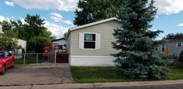 Mobile Home at 12205 Perry St, Broomfield, CO