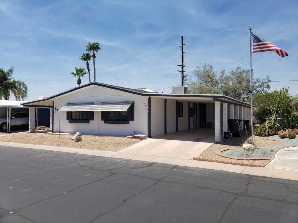 1983 Golden West Mobile Home For Sale