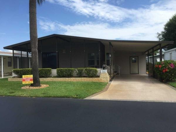Mobile Home at 1016 Contour St, Sebring, FL