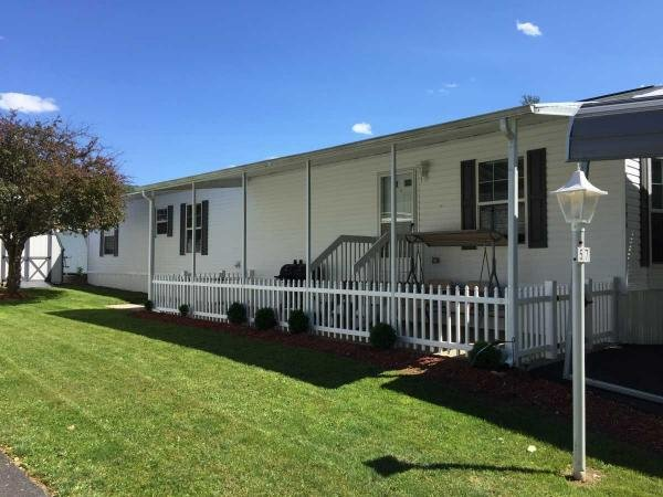 Mobile Home at 196 Dogwood Circle, Howard, PA