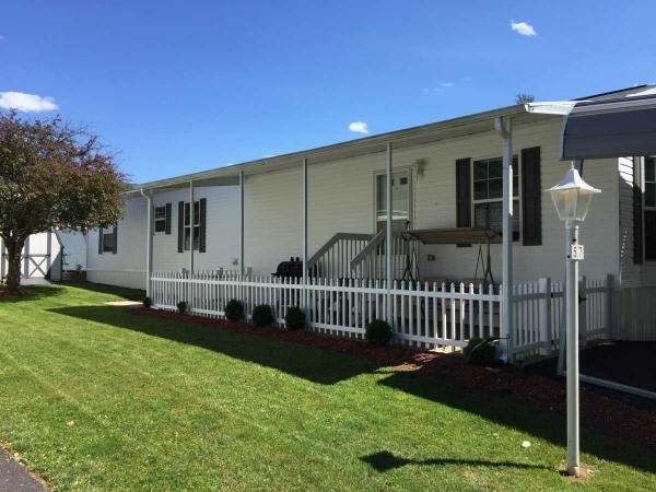 Mobile Home at 196 Dogwood Circle, Howard, PA