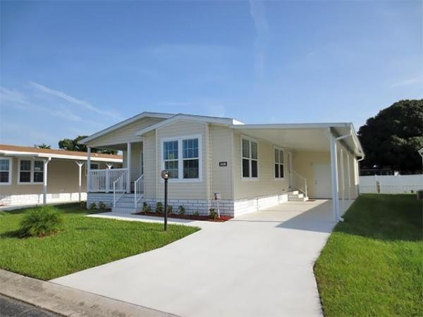 Mobile Home at 2436 Boca Way Place, Melbourne, FL