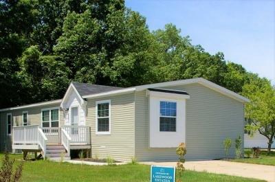 Mobile Home at Lot 136 8000 Warren Woods Rd Three Oaks, MI 49128