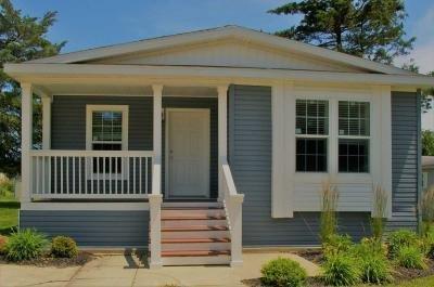 Mobile Home at 8000 Warren Woods Rd Lot#51 Three Oaks, MI 49128