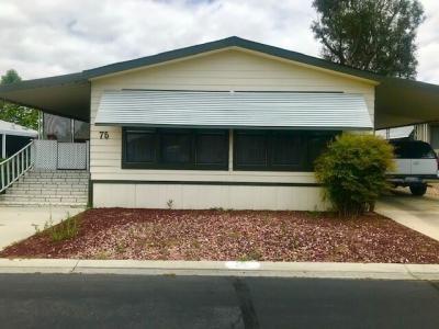 Mobile Home at 1300 W. Menlo Hemet, CA 92543