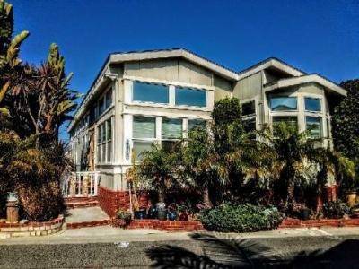 Mobile Home at 80 Huntington Street #404 Huntington Beach, CA 92648
