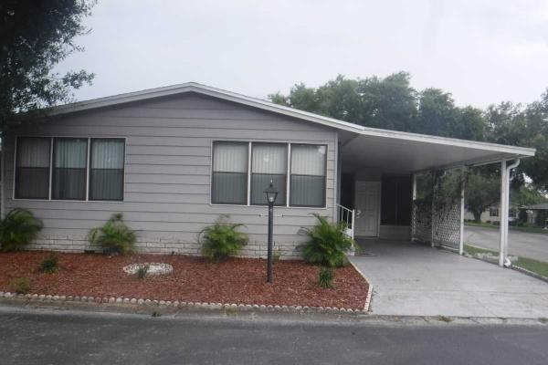 Mobile Home at 222 Taho Circle, Valrico, FL