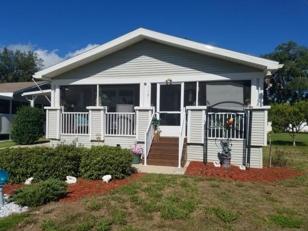Mobile Home at 119 azalea lane, Leesburg, FL