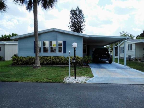 Mobile Home at 3192 Par Four Pl, North Fort Myers, FL