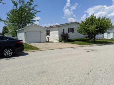 Mobile Home at 25634 Firestone Drive Monee, IL 60449