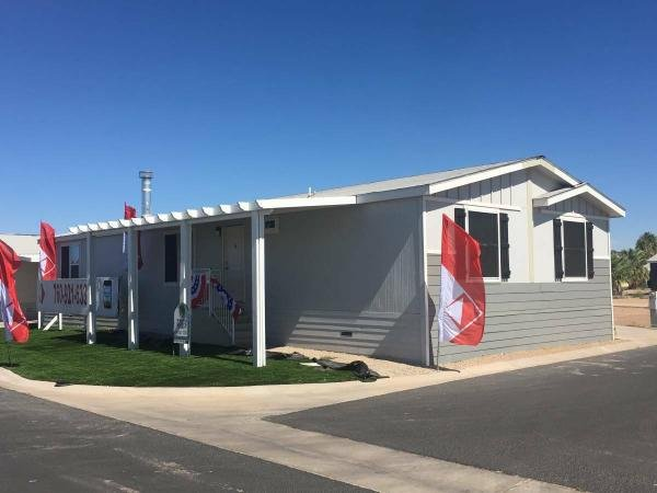 Mobile Home at 2450 E Hobsonway, Blythe, CA