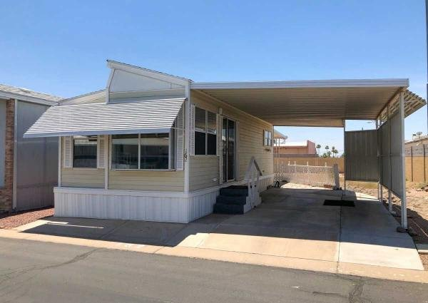 1986 Holiday Rambler Mobile Home For Sale