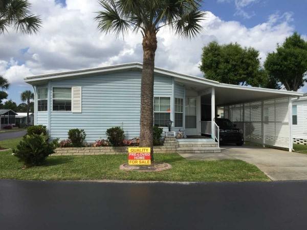 Mobile Home at 1046 Dewitt St, Sebring, FL