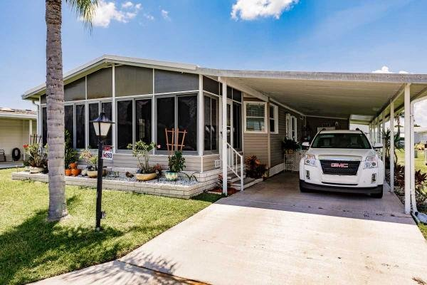 Mobile Home at 29200 Jones Loop LOT 263, Punta Gorda, FL