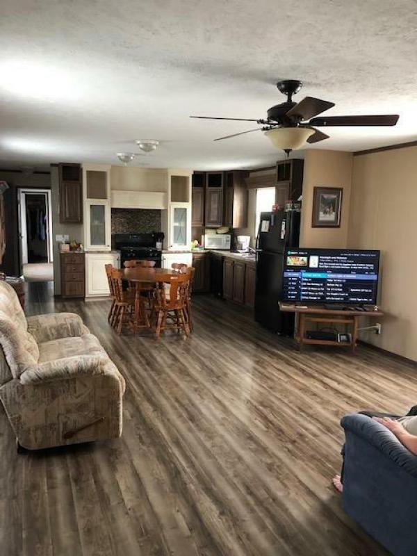 Mobile Home at 7604 Red Arrow Hwy Lot 130, Watervliet, MI