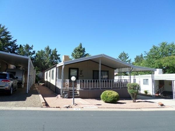 Mobile Home at 205 SUNSET DR #37, Sedona, AZ
