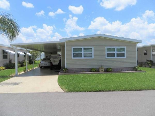 Mobile Home at 358 Shoreland Drive, Fort Myers, FL