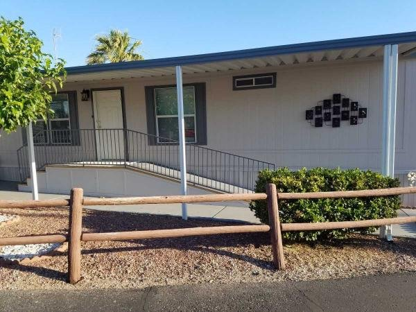 Mobile Home at 35590 S. Hwy 77, Lot 76, Tucson, AZ