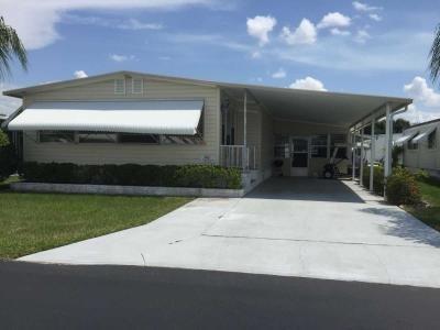 Mobile Home at 403 Beaver Run St Lake Placid, FL 33852