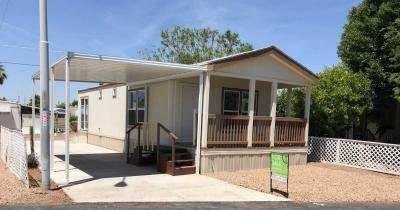 Mobile Home at 306 S. Reckor Road, #156N Mesa, AZ 85204