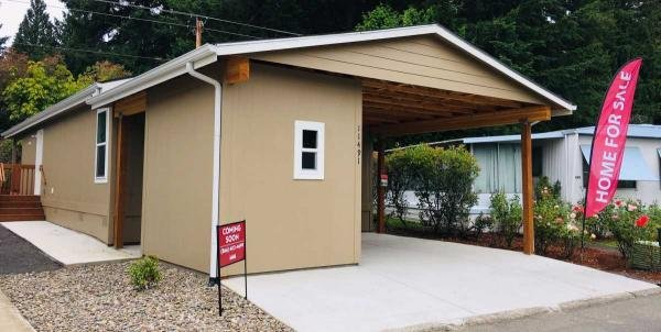 Mobile Home at 11491 SW Royal Villa Dr, Lot 197, Tigard, OR