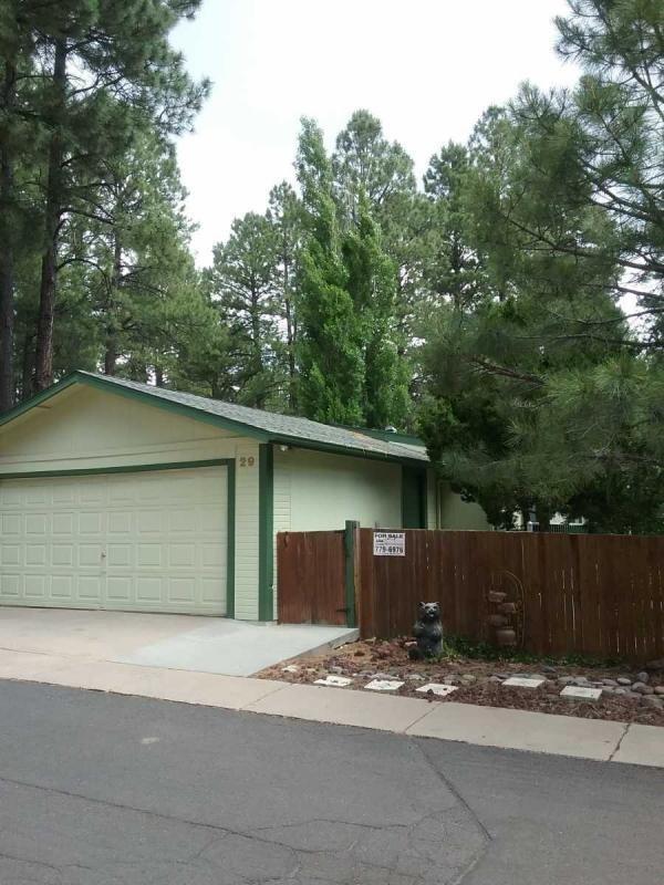 Mobile Home at 2401 W. Rt. 66 #29, Flagstaff, AZ