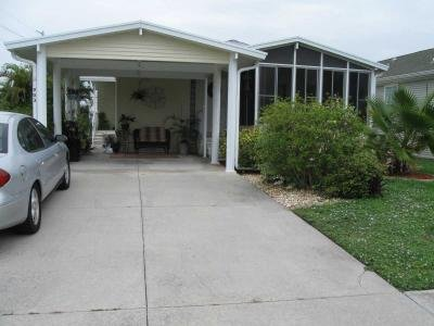 Mobile Home at 903 Lucaya W Venice, FL 34285