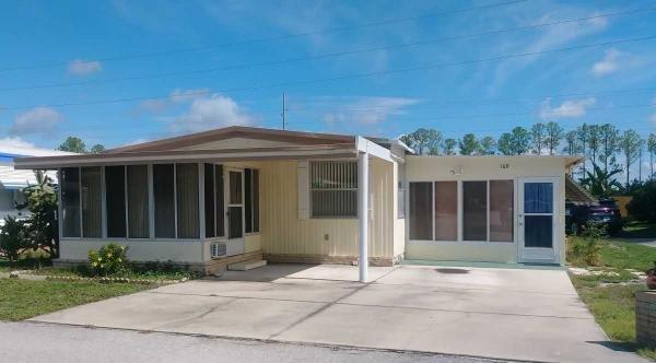Mobile Home at 169 HIGHLAND DR, Leesburg, FL