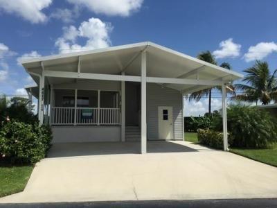Mobile Home at 4417 Royal Manor Blvd, Lot #119 Boynton Beach, FL