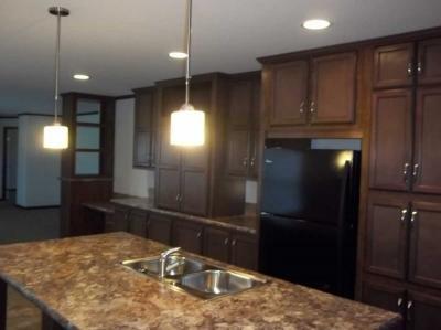 Mobile Home at 24855 Canyon Circle Flat Rock, MI 48134