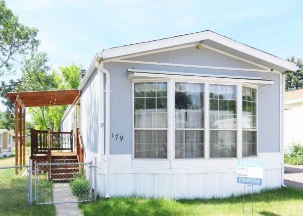 Mobile Home at Sinton Rd., Colorado Springs, CO