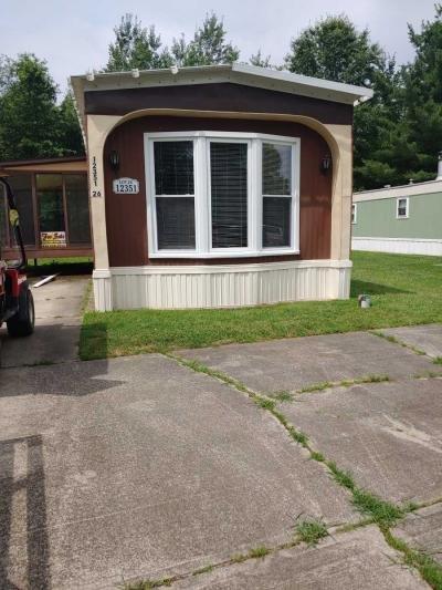 Mobile Home at L-26, 12351 Honeylocust Lane Garrettsville, OH