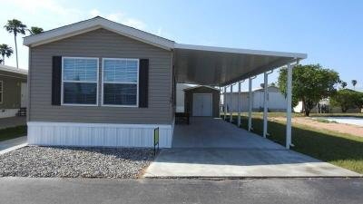 Mobile Home at 1900 S Bridge #159 Weslaco, TX 78596
