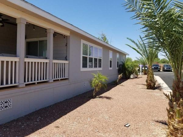 Mobile Home at 4170 Needles Hwy Sp#60, Needles, CA