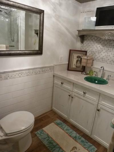 Full size bath - spa feeling