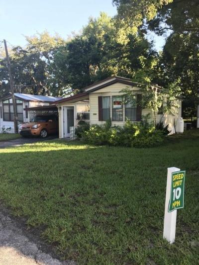 Mobile Home at 4301 N. Hwy 19A. Lot 105 Mount Dora, FL