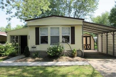 Mobile Home at 234 Hickory Circle Elyria, OH