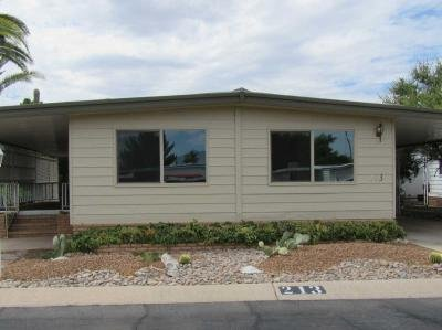 Mobile Home at 3411 S. Camino Seco Tucson, AZ 85730