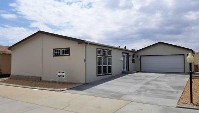 Mobile Home at 22241 Nisqually Rd #55 Apple Valley, CA 92308