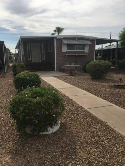 Mobile Home at 8780 E. Mckellips Rd. #227 Scottsdale, AZ 85257