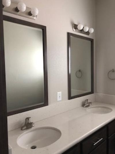 Dual mirrors and sinks