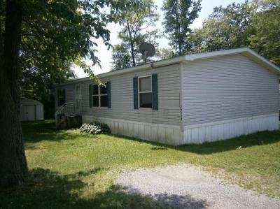 Mobile Home at 16335 S. Shady Acres, Lot 5F Meadville, PA